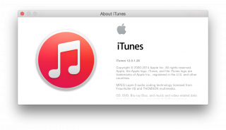 iTunes crash on syncing in Yosemite